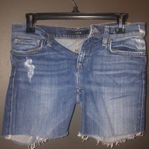 Joe jeans shorts